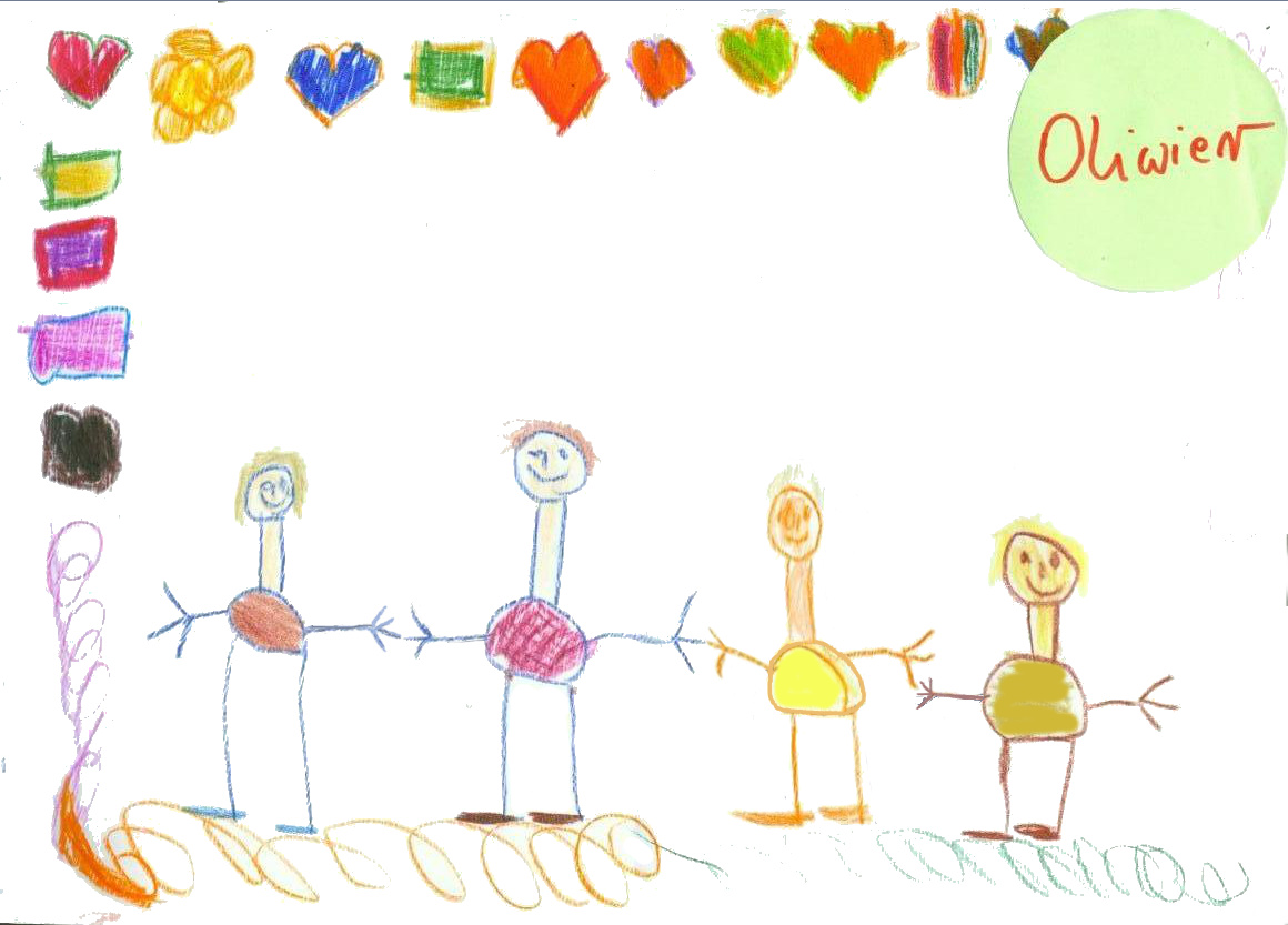 Obrazek przedstawiający rodzinę