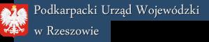Logo Podkrpackiego Urzędu Wojewódzkiego