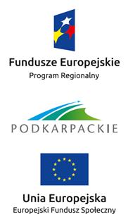 Logo Regionalnego Programu Operacyjnego Województwa Podkarpackiego