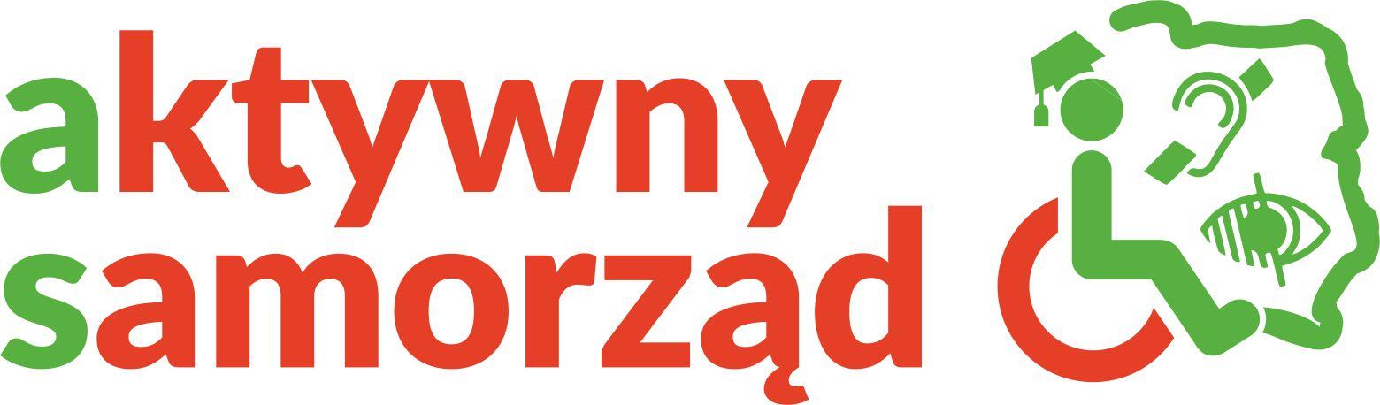 logotyp programu aktywny samorząd